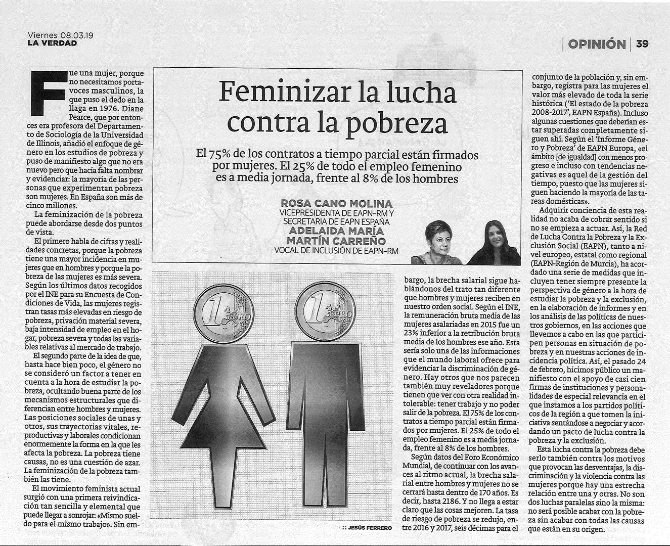 #MujeresContraLaPobreza