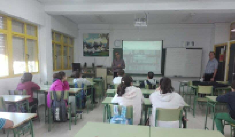 Centro secundaria Librilla