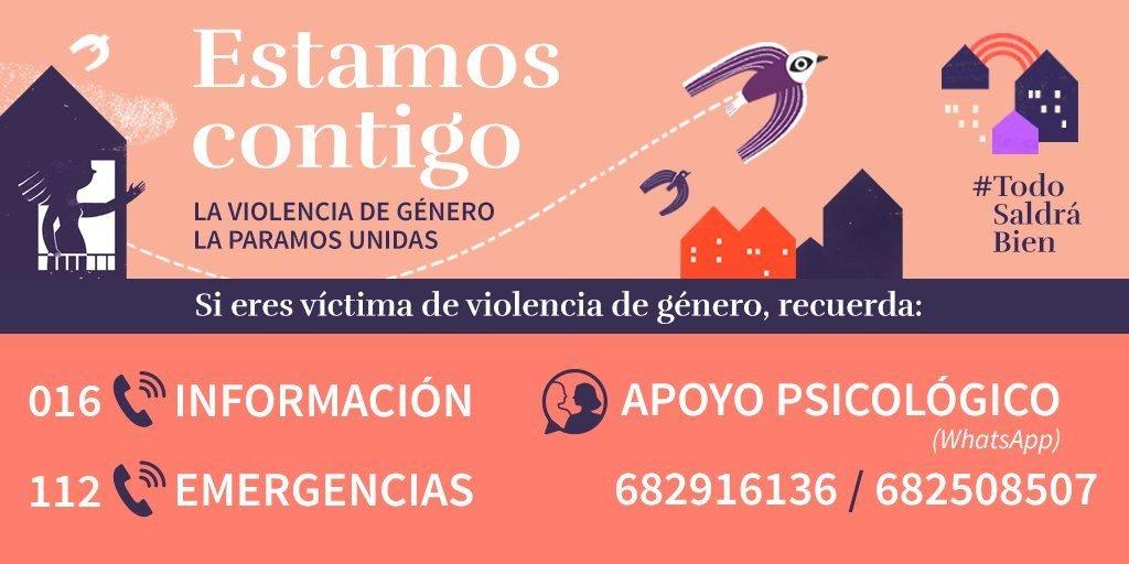 violencia de género COVID-19